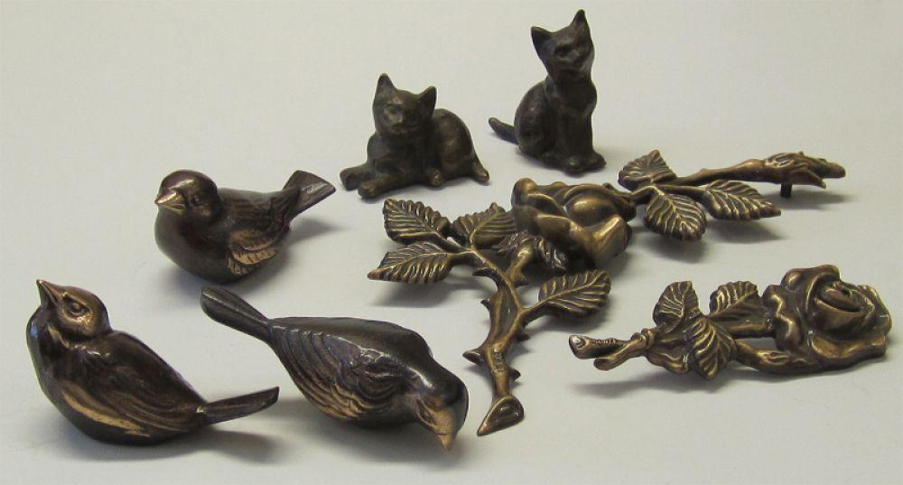 bronsdekorer